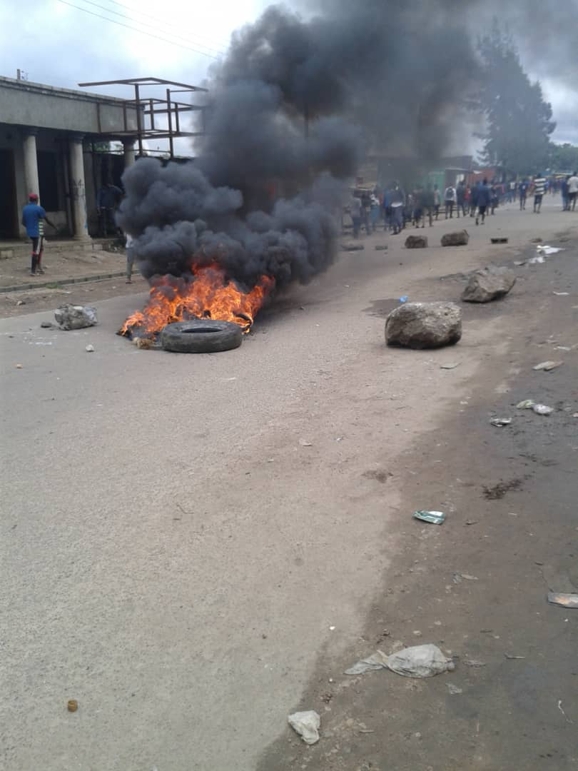 Riots over gassing persist in Chawama