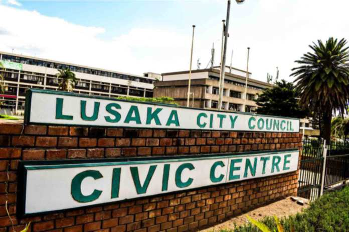 Council workers across the country stop working