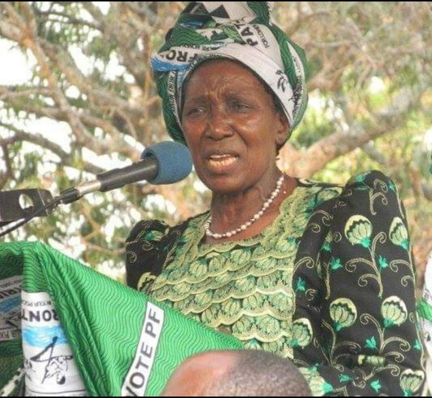 Inonge Wina says still fit to contest 2021 elections