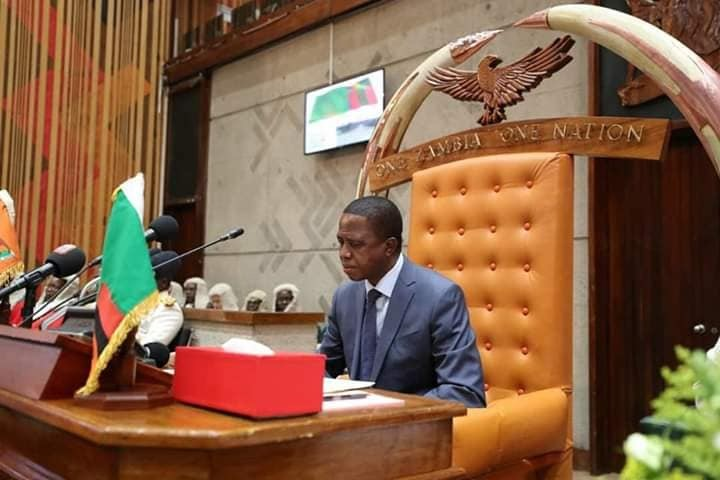 Lungu says govt remains committed to corruption fight