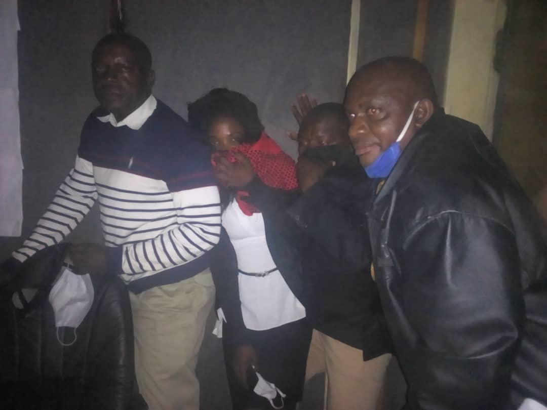 PF thugs attack another radio station