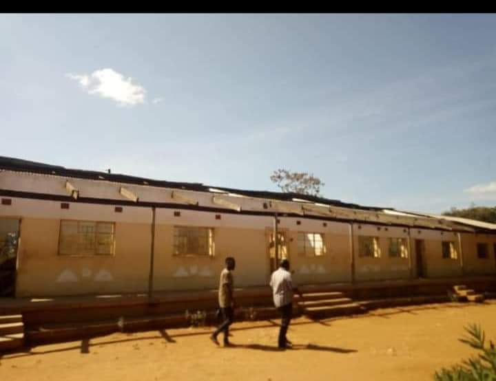 What Kagolo primary sch looks like