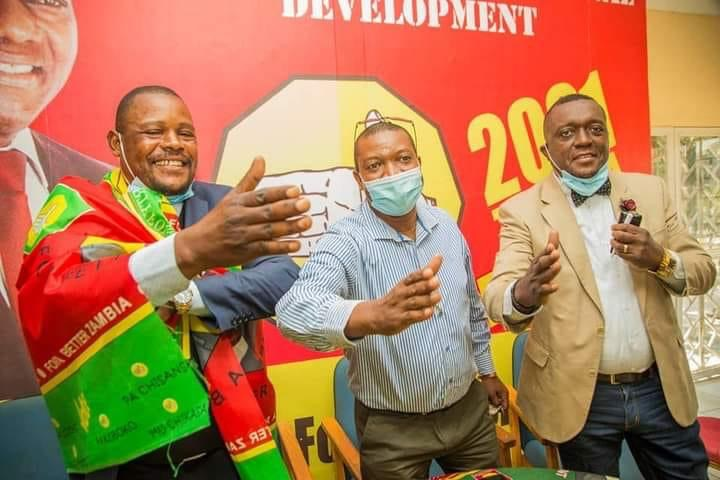 PF candidate joins UPND