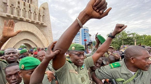 Mali continues celebrating removal of bad President