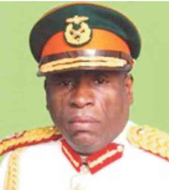 ZNS commander accused of stinking corruption