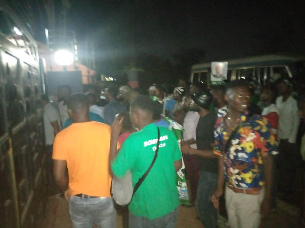 PF fails to pay bus drivers, students that attended rally
