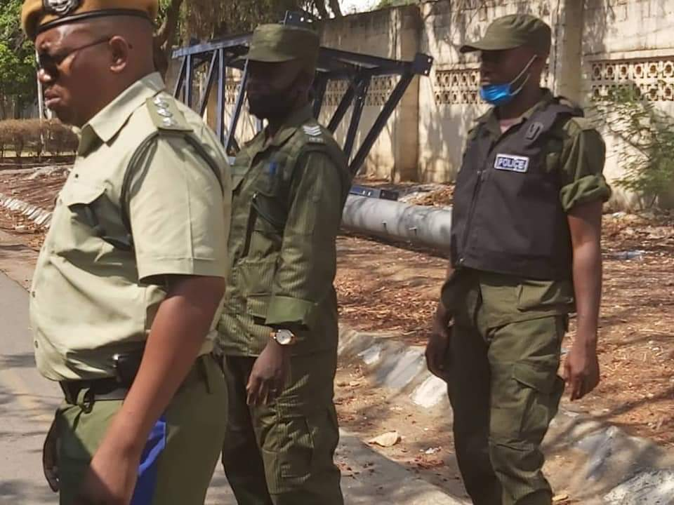 Police search fake NRCs at UPND offices