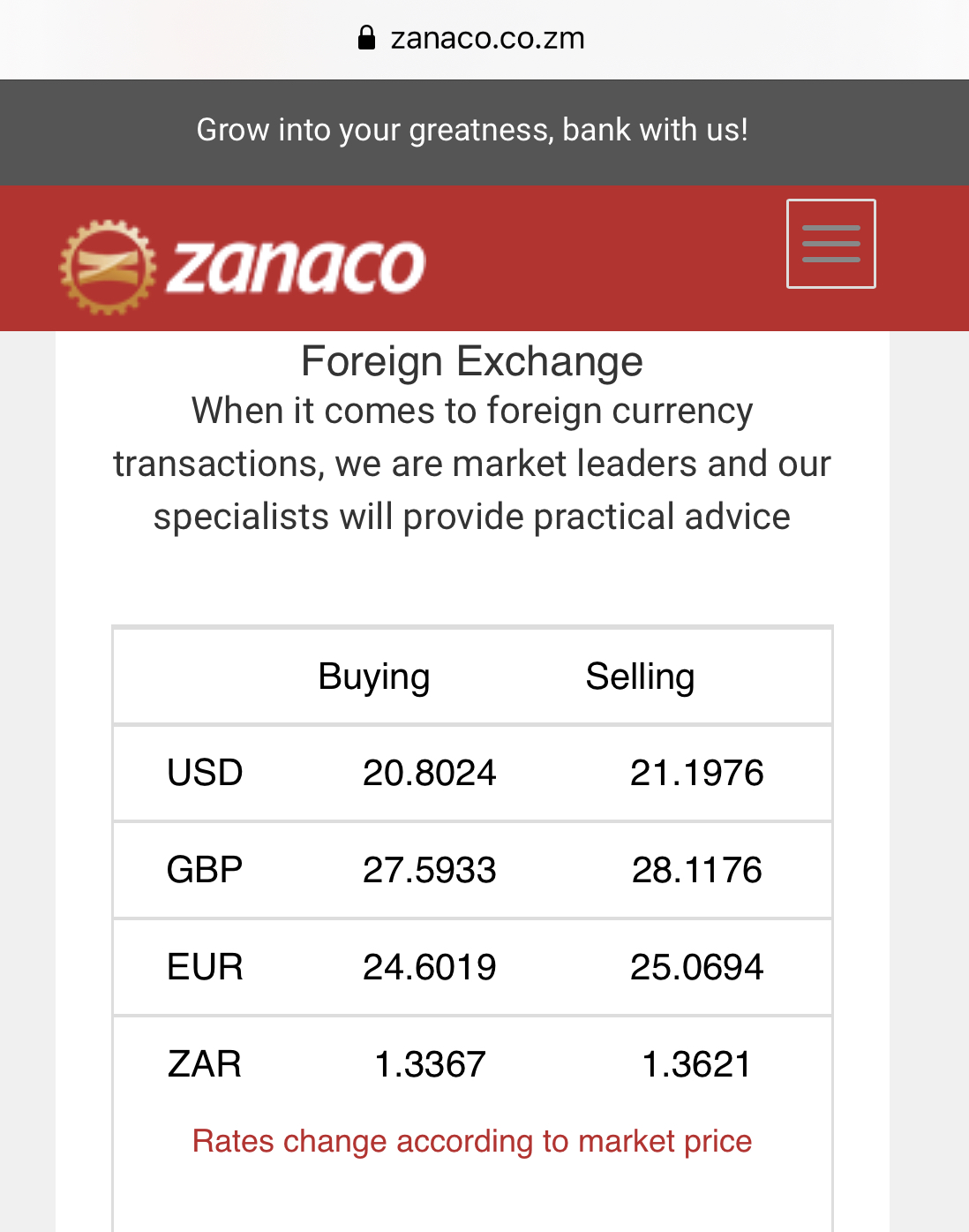 Zambia on brink of sovereign default