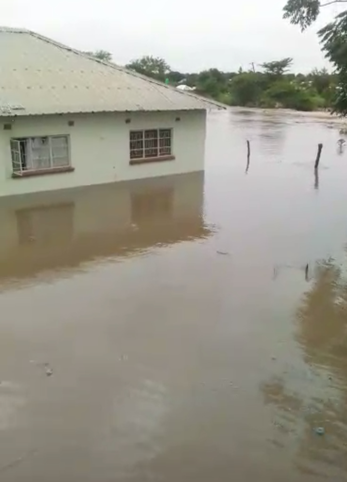 Floods continue ravaging Zambia