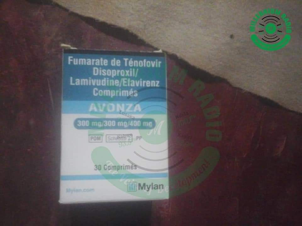 Government clinic giving patients expired ARVs