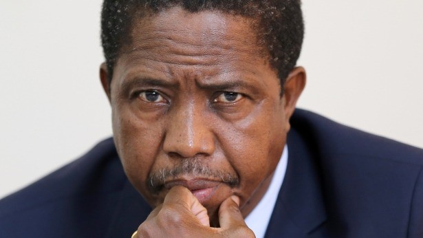 It's the enemy making things expensive, says Lungu