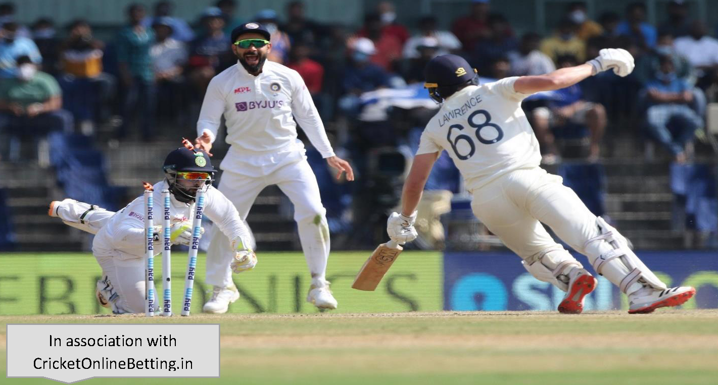 Guest Article – England tours India 1