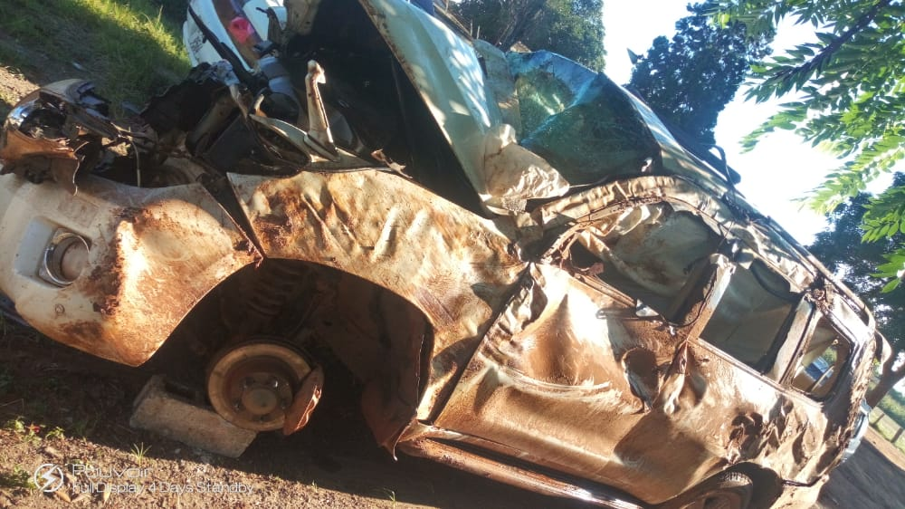 Tutwa Ngulube survives road accident after drinking spree
