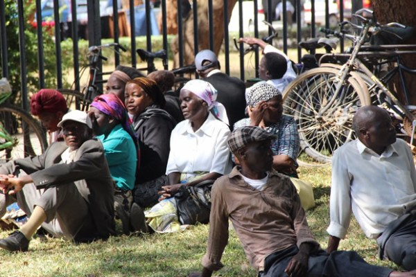 UPND to give council workers dignity they deserve