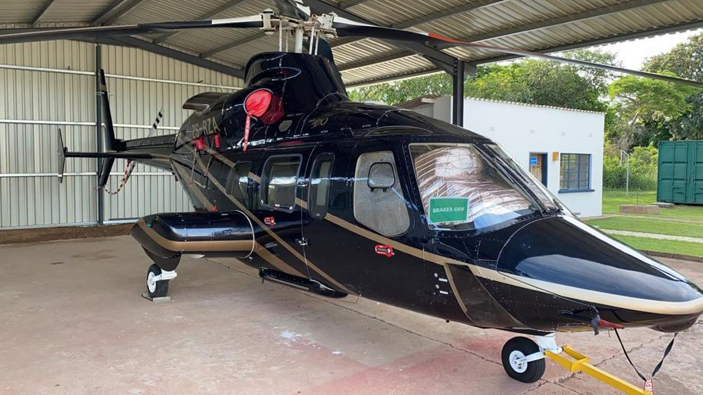 Minister Malanji buys helicopters