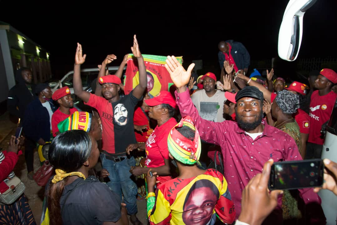 UPND intensifies campaigns