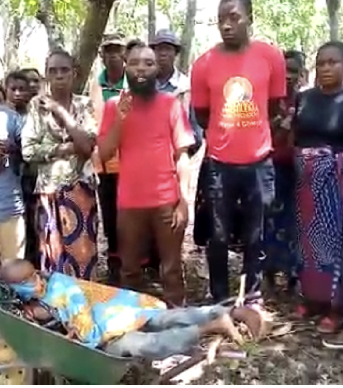 Video: neglected Mibenge district vows to change government