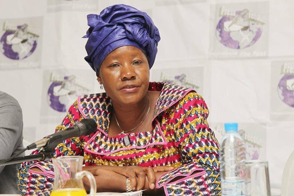 Nawakwi to call for arrest of HH