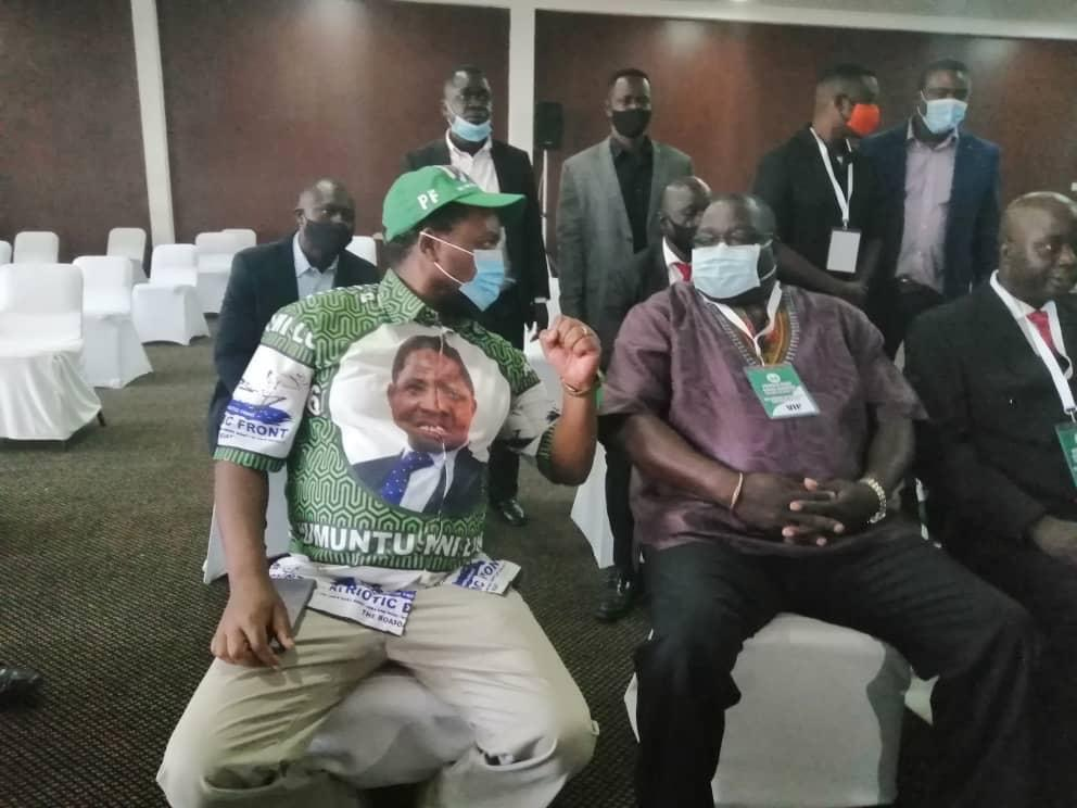 PF selects its leaders at convention