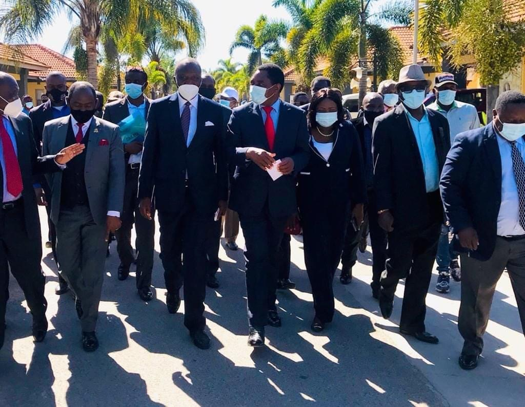 KBF, Mutati join hands with HH to liberate Zambia