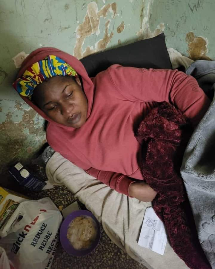 Detained Sarafina threatens to spill the beans