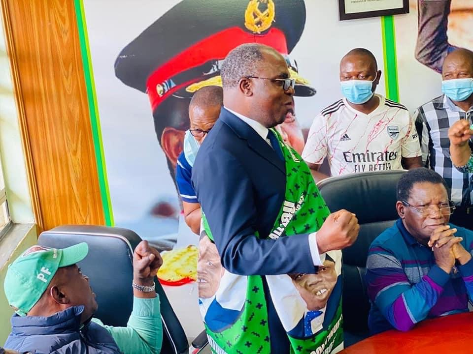 Rejected candidate claims will deliver Solwezi to PF