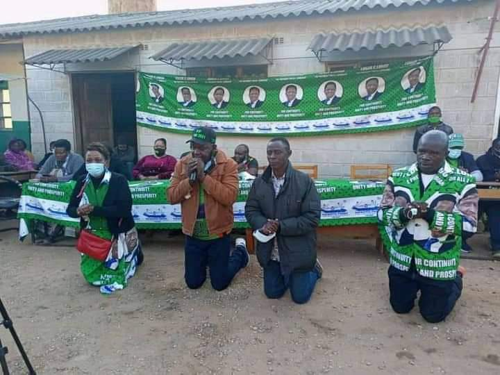 PF road show in Lusaka
