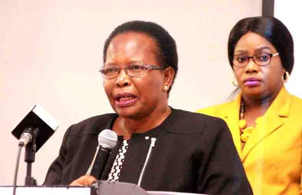 Chief Justice Mambilima: who she was