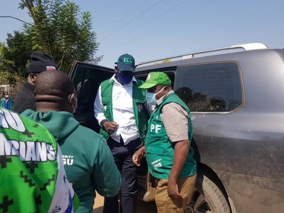 PF ignores KK's death, continues campaigning