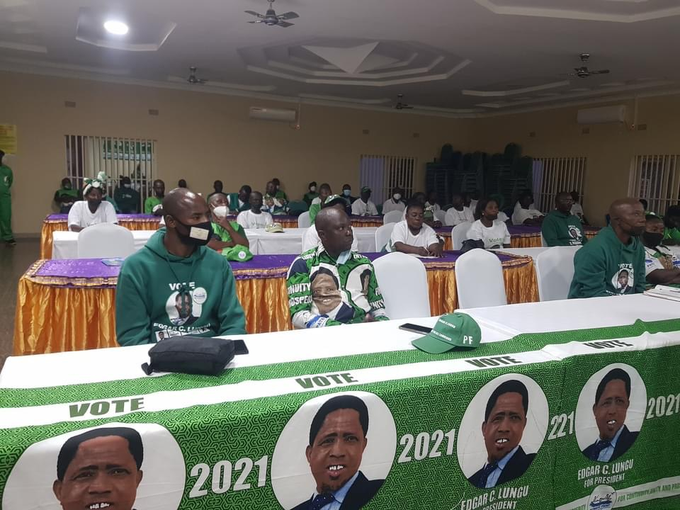 Frustrated PF continues terrorising voters