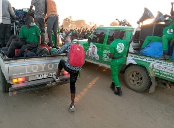 PF Police say its UPND cadres causing violence in