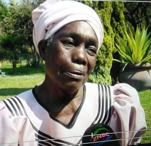 Hichilema's  mother says he is fearless