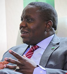 Zambians now counting on DP, says Kalaba