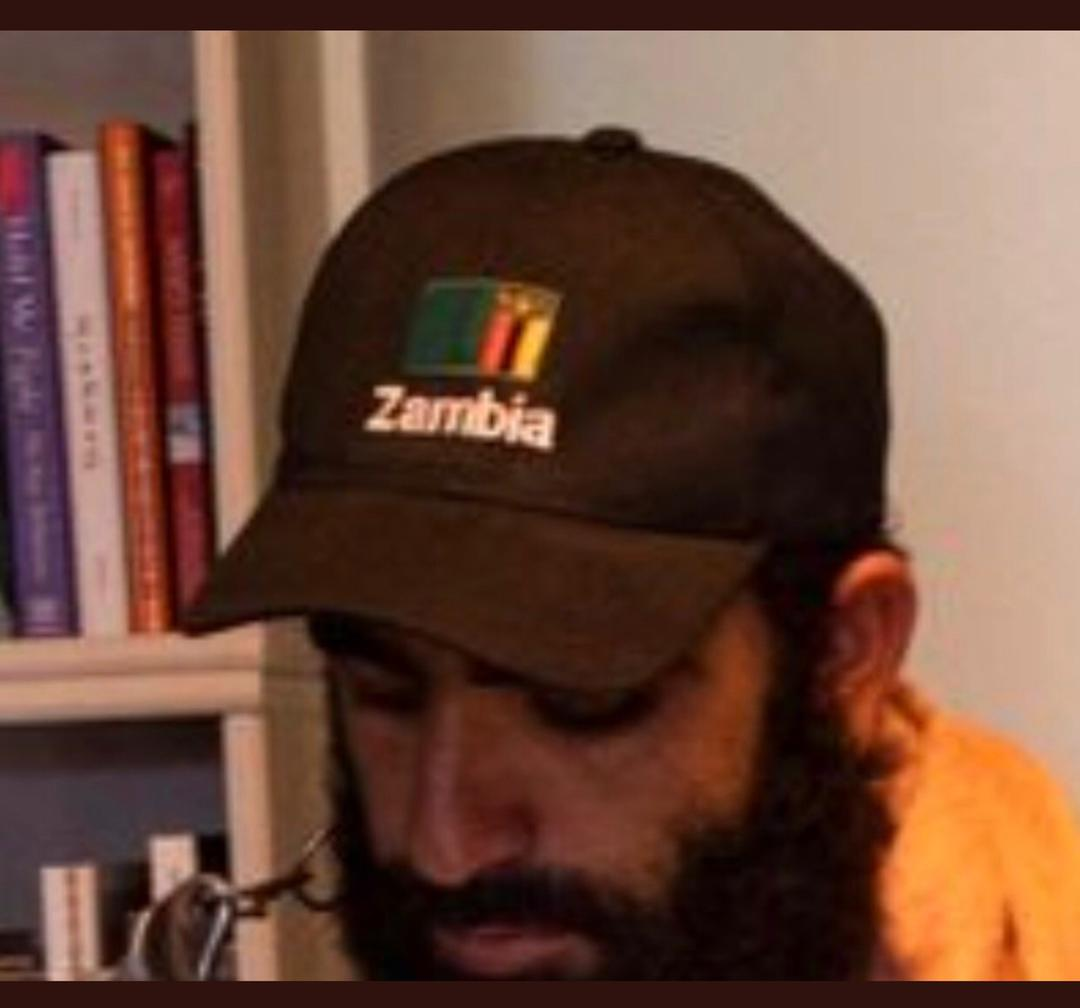 Photo of the day: Taliban in Zambian flag